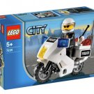 LEGO City-7235 Police Motorcycle