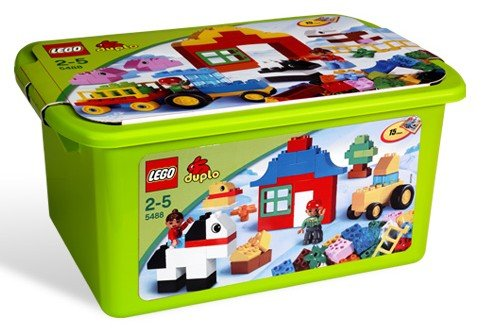 LEGO Duplo-5488 Farm Building Set