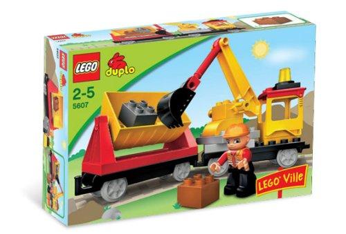 LEGO Dulpo-5607 Repair Train