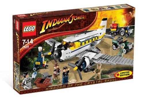 LEGO Indiana Jones-7628 Peril in Peru
