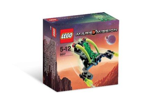 LEGO Mars Mission-5617 Alien Jet