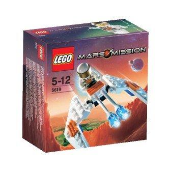LEGO Mars Mission-5619 Crystal Hawk