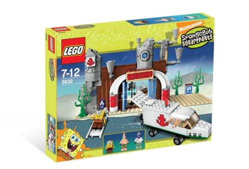 LEGO Sponge Bob-3832 The Emergency Room