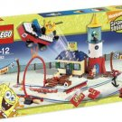 LEGO Sponge Bob-4982  Mrs. Puff's Boating School