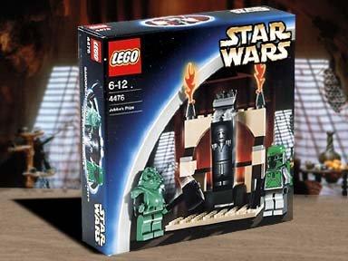 LEGO Star Wars-4476 Jabba's Prize