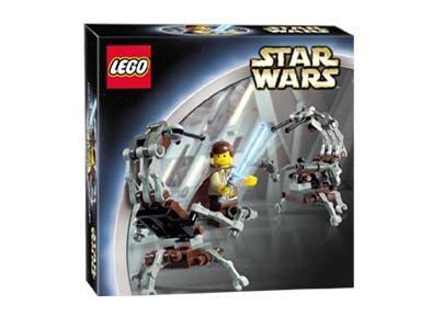 LEGO Star Wars-7203 Jedi Defense I MISB