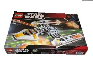 LEGO Star Wars-7658 Y-wing Fighter