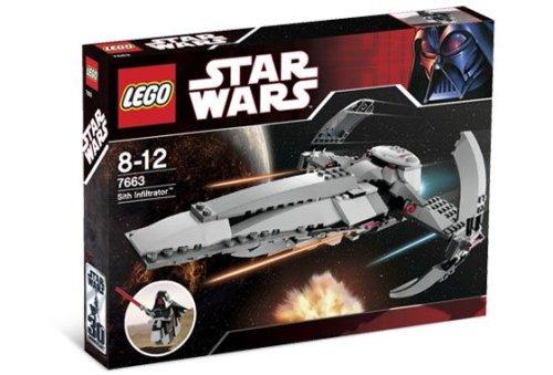 LEGO Star Wars-7663 Sith Infiltrator