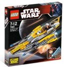LEGO Star Wars-7669 Anakin's Jedi Starfighter