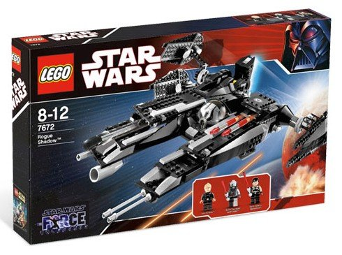 LEGO Star Wars-7672 Rogue Shadow