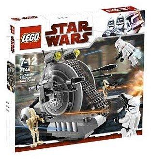 LEGO Star Wars-7748 Corporate Alliance Tank Droid
