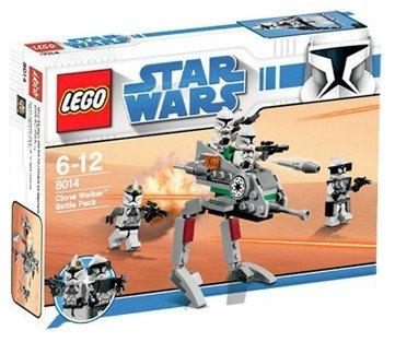 LEGO Star Wars-8014 Clone Walker Battle Pack