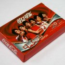 "2006 Coca-Cola Coke ""Show Myself"" Poker Set Limited Edition Advertising Playing Cards"