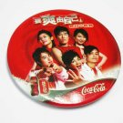 China Coca-Cola Coke Pin Of Super Sar Show ( Including Asia Flyer - Liuxiang )