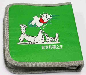 2004 Pepsi-Cola 7-UP Limited Edition Advertising Fido Dido CD Box / Case