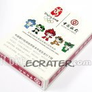 2008 Beijing Olympic Sponsor China Bank Advertising Playing Cards Deck