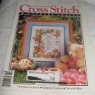 Cross Stitch and Country Crafts May June 1992 count cross stitch pattern books