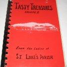 Tasty Treasures Vol II St Lukes Parish