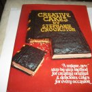 Creative Cakes Hardcover Stephanie Crookston