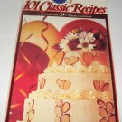 Pillsbury Classic  no.50 101 Classic Recipes Cookbook 1985