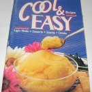 Pillsbury Classic  no. 78 Cool and Easy Recipes