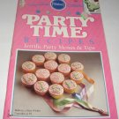 Pillsbury Classic  no. 99 Party Time Recipes 1989