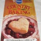 Pillsbury Classic  no. 141 Country baking 1992