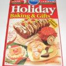 Pillsbury Classic  no. 177  Holiday Baking and gifts 1995