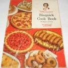 Betty Crocker Bisquick  cookbook
