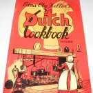 Dutch Cookbook Edna Eby Heller cookbook
