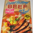 Betty Crocker Great Tasting Beef in a snap cookbook