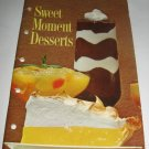 Jello Sweet Moment Desserts cookbook