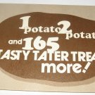 1 potato 2 potato and 165 tasty tater treats more cookbook