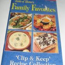 Taste of Home Family Favorites Recipe Collection