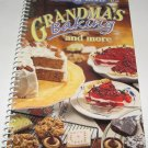 Favorite all time recipes Grandmas Baking and more Cookbook