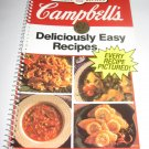 Campbells Deliciously Easy Recipes  cookbook