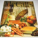 McCalls Index and Recipe Reminder Cookbook