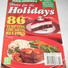 Quick Cooking Home for the Holidays Cookbooks