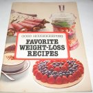 Good Housekeeping Favorite Weight Loss Recipes Cookbook