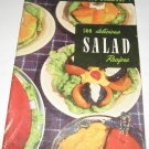 500 delicious Salad Recipes Cookbook edited by Ruth Berolzheimer
