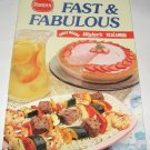 Borden Fast and Fabulous Favorite Recipes cookbook