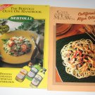 Quick and easy meals with California Ripe Olives and The Bertolli Olive Oil handbook cookbook