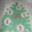 Precious Moments in Minature designs by Gloria and Pat cross stitch book