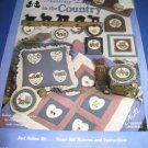 Rainy Day in the Country leaflet no. 1001 Cross Stitch