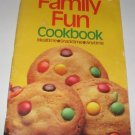 Pillsbury Classic  no. 32 Family Fun Cookbook 1983