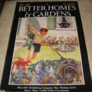 Better Homes and Gardens Magazine July 1932