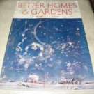 Better Homes and Gardens Magazine December 1935