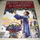 Better Homes And Gardens Magazine September 1935