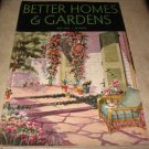 Better Homes and Gardens Magazine July 1935
