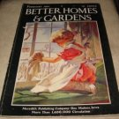 Better Homes and Gardens Magazine February 1933
